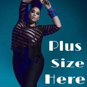 Other - Plus sizes here!!
